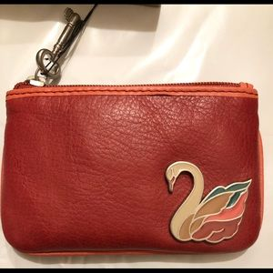 Fossil Swan Coin Wallet